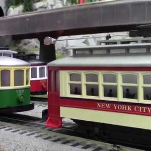 Trolleys and PCC Cars
