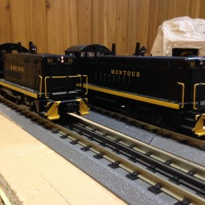 MONTOUR RAILROAD COLLECTION