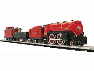 MTH LIONEL CORPORATION Tinplate