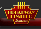 BROADWAY LIMITED IMPORTS