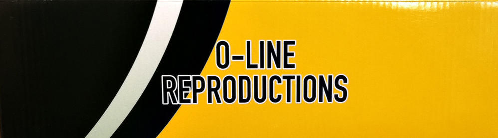 O-LINE REPRODUCTIONS